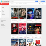 Top Movies Rentals $2.99 @ Google Play