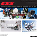 [NSW] Free Wax for Your Snowboard or Skis on Saturday 1st September 10am-2pm @ Essboardstores, Erina and Jindabyne