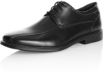 2 Types of Lace-Up Dress Shoes $11.99/$22.95, Wide Fit Slip On $19.99 @ Rivers Free C & C