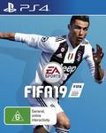 [PS4, XB1, Switch] (Pre-Order) FIFA 19 $66 Delivered @ Amazon AU