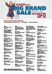 [NSW, VIC, QLD] DFO Big Brand Sale (10~15% Adairs, 10% off adidas, 10% off Bose Headphones, 30% Jay Jays etc)