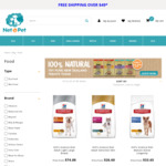 Hills Science Diet Dog Food 12kg Bags From $73.88 + Free Shipping Over $49 @ Net To Pet
