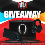 Win an Alienware 17 Gaming Laptop & Logitech G Peripherals Worth Over $2,500 from Super League Gaming