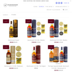 10% off GlenDronach Single Malt Scotch Whisky Varieties @ The Wine Providore (21YO $206.10ea)