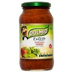 ½ Price Dolmio Pasta Sauce Varieties 500gm $1.65 (Was $3.30) @ Woolworths