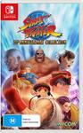[Switch] Street Fighter 30th Anniversary Edition $43.99 + Delivery (Free with Prime/$49 Spend) @ Amazon AU