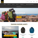 Jack Wolfskin Australia $50 off - No Minimum Spend - $10 Shipping on < $75 Orders