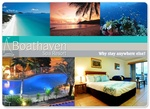 Four nights stay for two at Boathaven Spa Resort for only $389, normally $1,136 (QLD)
