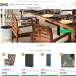 [IKEA Family] 10% off in-Store with Barcode in Email @ IKEA