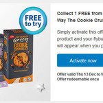 Get a Free Box of Coles That's The Way The Cookie Crumbles @ Coles via Flybuys
