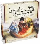 Fantasy Flight Games Current Edition Legend of The Five Rings The Card Game $27.99 + Delivery (Free with Prime) @ Amazon AU