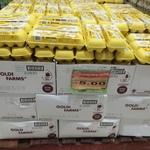 [WA] 3x Gold Farms Cage 600G Dozen Egg $5 ($1.67 Per Dozen) @ Spudshed