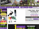 One Day Sale - Bike Cleaning Kit, Only $25, Save $50