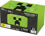Nintendo 2DS XL Minecraft Creeper Edition Console $170.05 Delivered @ Big W eBay