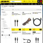 Flea Market 1m Micro USB Cable: Braided Leatherworks or Harris $1 Each (C& ) @ JB Hi-Fi