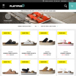 Up to 84% off: Genuins Womens Footwear $29.99 (Was $189- $139) + Delivery (Free with Shipster or C&C) @ Platypus