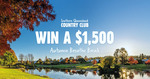 Win a $1,500 Autumn Stay Package for 2 or 1 of 5 $100 Fuel Vouchers from Southern QLD Country Tourism
