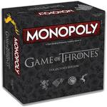 Game of Thrones Monopoly $19.95 + Shipping @ Gameology