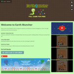 [PC] Free DRM-Free Game - Earth Muncher - Indiegala