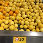 [VIC] Lemons $0.30 Each @ Coles Burwood One