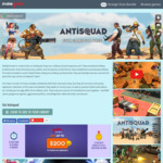[PC] FREE DRM-free download - AntiSquad - Indiegala