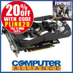 Asus Nvidia 6GB GTX 1660 Ti Video Card $383.20 + Delivery (Free with eBay Plus) @ Computer Alliance eBay