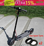 [eBay Plus] Xiaomi M365 Folding Electric Scooter International Version with 2 Spare Tyres $445.99 Delivered @ Gearbite eBay
