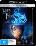 Harry Potter: Year 4 Goblet of Fire (4K + Blu Ray) $8.99 + Delivery (Free with Prime / $49 Spend) @ Amazon AU