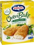 Birds Eye Oven Bake Fish 425g Varieties (Garlic Breadcrumb, Lemon Pepper, Battered Fish & More) $4.65 @ Woolworths