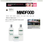 Win a DMK Beautiful Body Pack Worth $257 from MiNDFOOD