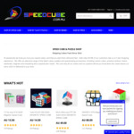 $5 off (Min. 2 Products) @ Speedcube.com.au