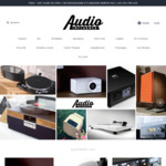 20% off Discount Code Audio & Hifi @ Audio Influence
