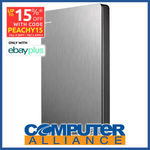 "[eBay Plus] 4TB Seagate 2.5"" USB 3.0 Backup Plus Portable HDD $126.65 Delivered @ Computer Alliance eBay"