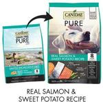 50% off Canidae Grain-Free Pure Sea Salmon Dry Dog Food 10.8kg - $61.94 (Was $125) + Free Delivery* @ Budget Pet Products
