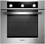 Devanti 70L Electric Built in Wall Oven Convection Grill Stove Stainless Steel $285.95 + $48.40 Delivery @ My Plaza via Myer