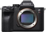 Sony A7R IV Mirrorless Digital Camera (Body Only) $4903.20 + $9.95 Shipping (+$50 Cashback) @ Georges Cameras
