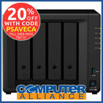 Synology 4-Bay NAS DS918+ $615.20 / DS418play $503.20 + Delivery ($0 w/Plus) @ Computer Alliance eBay