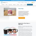 Magic Mug $19.79 + GST & Delivery @ Canvas Factory
