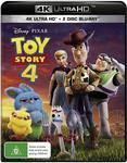[Back Order] Toy Story 4 (4K Ultra HD + Blu-Ray) $15.99 + Delivery ($0 with Prime/ $39 Spend) @ Amazon AU