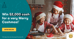 Win $2,000 Cash for Christmas from Canstar