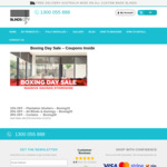 Boxing Day Sale up to 30% off @ Blinds City