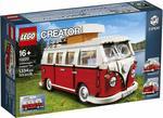 LEGO VW Camper Van 10220 $99 (Sold Out), School 70425 $119 (Sold Out) Delivered, Boat 70419 $25, Graveyard 70420 $25 @ Amazon AU