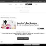 Win a Deluxe Pamper Pack from Kohler Australia