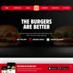 [WA] Free Cheeseburger @ Hungry Jacks via NBL App