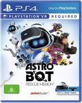 [PS4, PSVR] Astro Bot Rescue Mission $19 + Delivery ($0 with Prime/ $39 Spend) @ Amazon AU