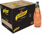 Schweppes Lemon Lime and Bitters, 12x 1.1L $13.20 + Delivery ($0 with Prime/ $39 Spend) @ Amazon AU