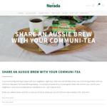 Win 1 of 150 Nerada Tea & Biscuit Packs from Nerada Tea