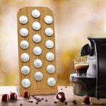 Nespresso Capsules Holder $8.99 (10% off) + Delivery ($0 with Prime/ $39 Spend) @ Podzania Amazon AU