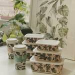 Win 1 of 2 Monstera Nesting Container Sets with Matching Keepcups from Big Bite Eco