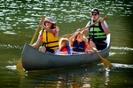Row Your Boat! Only $19 for Full Day Hire of a Canoe, Kayak or Row Boat -Sydney National Park